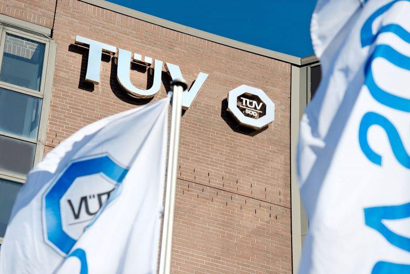 Pressefoto TÜV SÜD AG, München